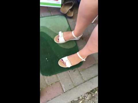 Лиза 14 лет, результат от стелек уменьшение размера Ноги