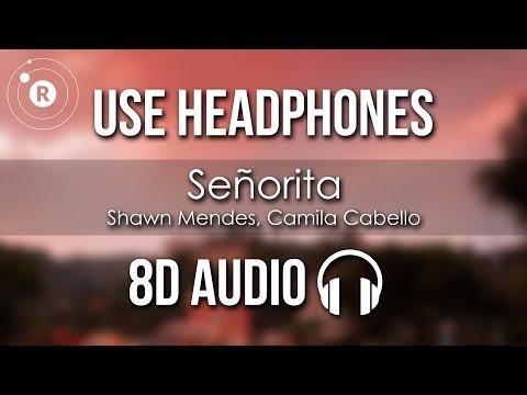 Download Lagu  Shawn Mendes, Camila Cabello - Señorita 8D AUDIO Mp3 Free