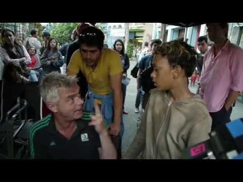 Produtores de elenco de 'Trash' falam sobre Stephen Daldry