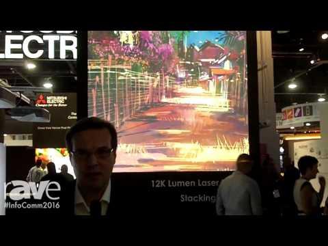 InfoComm 2016: Optoma Highlights ZU650 Laser Projector