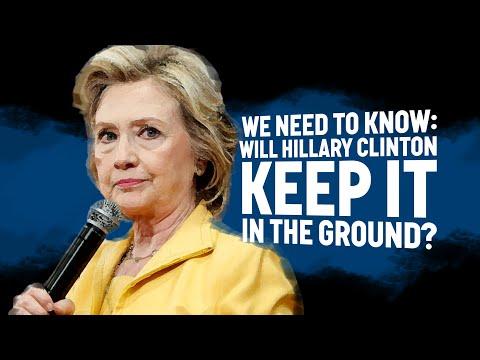 Does Clinton's Climate Plan Go Far Enough? (Keystone XL Pipeline, Climate Change)