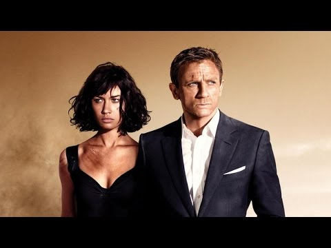 007 REVIEWS Quantum Of Solace (2008)