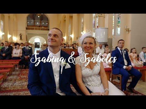 Szabina és Szabolcs - esküvő highlight videó | 2019.07.12