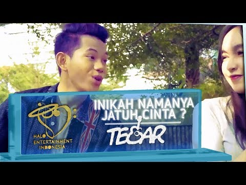 Tegar Septian - Inikah Namanya Jatuh Cinta - Official Music Video