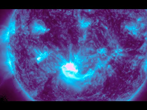 Big Solar Flare, Snow Records | S0 News December 17, 2014
