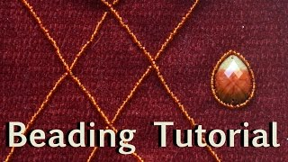 Beading Tutorial - Continuous Lines