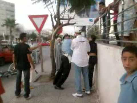police marocain