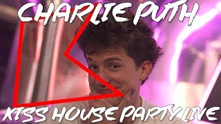 Download Lagu Charlie Puth talks Liam Payne, Shawn Mendes & more! | KISS House Party Live Gratis STAFABAND
