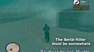 GTA San Andreas: The Serial Killer from El Castillo de Diablo