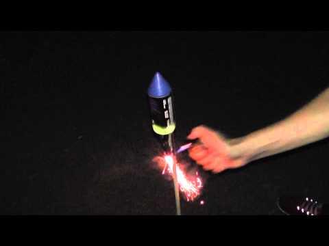 Fette Raketen im Test Nr.2 (Raketen Special) *HD* - Pyroboy349