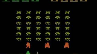 Atari 2600 Space Invaders