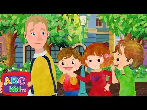 John Jacob Jingleheimer Schmidt   Nursery Rhymes - ABCkidTV