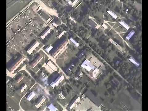 Вид с беспилотника на арсенал в Пугачево ч. 3