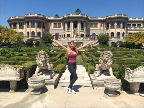 $50,000,000 Pasadena Princess Mansion!