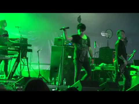 Gary Numan - Hop Farm Festival, 30th June 2012