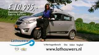 Chevrolet Spark Sports Edition commercial 2011 2012 2013
