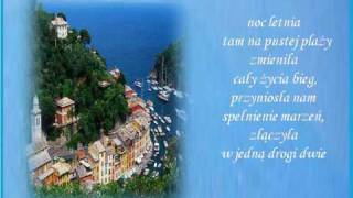 MIŁOŚĆ W PORTOFINO ANNA GERMAN  LOVE IN PORTOFINO