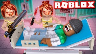 ROBLOX HOLMES HOSPITAL...scariest game this year!