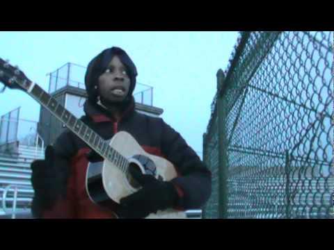 JAVON HUNT..SINGING..''WAYNE STATE UNIVERSITY BASEBALL AREA''