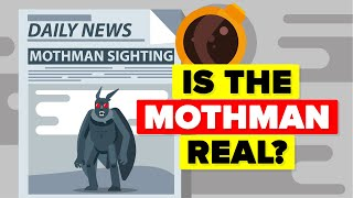 Could The Legendary Mothman Actually Exist?
