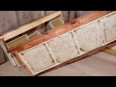 Рамки для сотового мёда своими руками 2