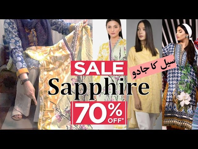 Sapphire Clothing SALE 2019 - 70 Off Shopping Haul