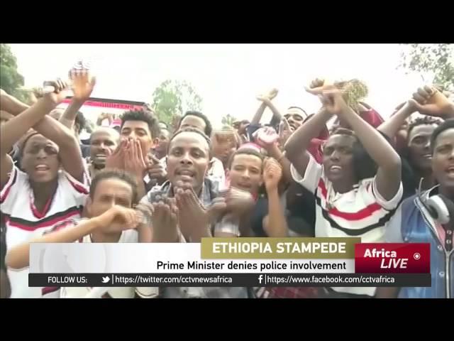 Prime Minister denies police involvement in Ethiopia's stampede
