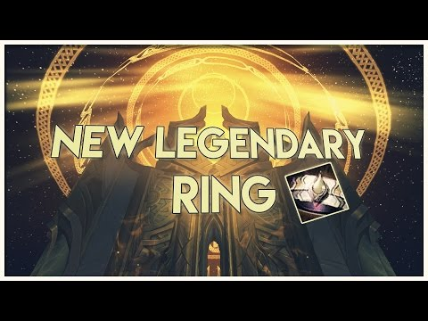 New Legendary Ring for PRIESTS! (First Look, My Thoughts)