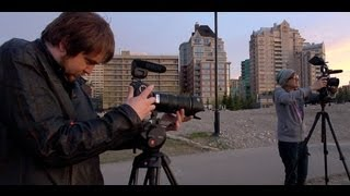 Canon 5D Mark III vs Nikon D800 Part 3 with Chad Tweten