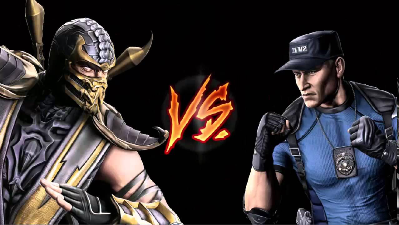 Mortal Kombat 9 MUGEN  скачать игру