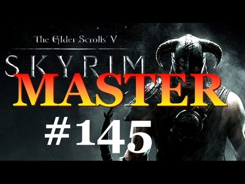 Skyrim Walkthrough Master Difficulty #145 - Death Incarnate - Dark Brotherhood Quests