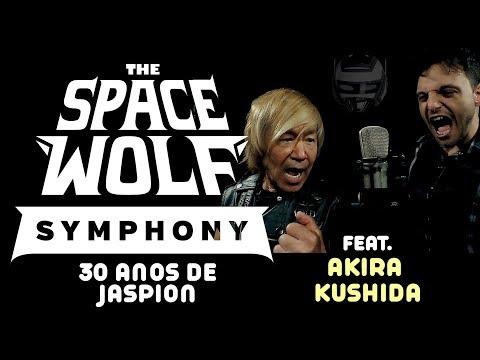 The Space Wolf Symphony (Jaspion)・Akira Kushida, Ricardo Cruz, Lucas Araujo, Larissa Tassi