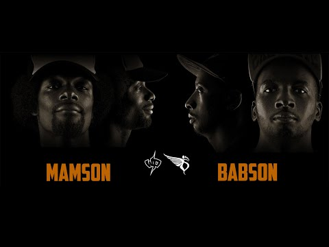 BaBSoN & MaMSoN - Wanted Posse / Serial Stepperz - House Dance