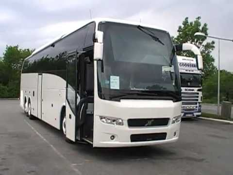 Volvo 9900 on B13R chassis (I-shift)