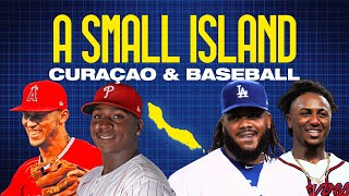 How does Curaçao produce so many Major Leaguers? | A Small Island (MLB Originals)
