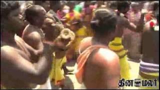 Thiru Kudai Leaves to Tirupati from Chennai on Thursday - Dinamalar Sep 25th News