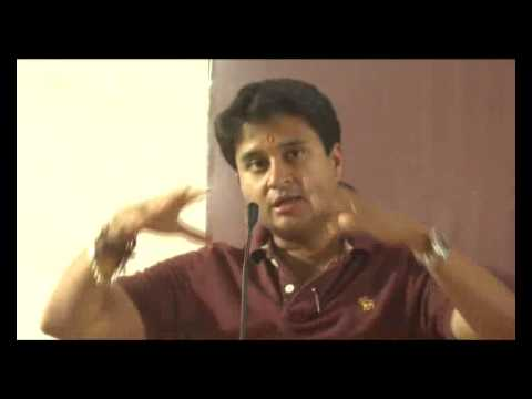 Hon'ble Jyotiraditya Scindia at Sanghvi Innovative Academy, Indore's 1st Graduation Ceremony(PART-1)