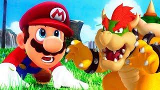 СУПЕР МАРИО ОДИССЕЙ #22 мультик игра для детей Детский летсплей на СПТВ Super Mario Odyssey Boss