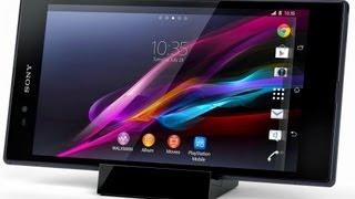 Полный обзор Sony Xperia Z Ultra