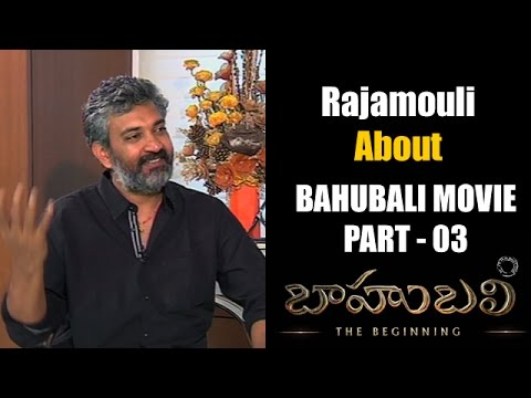 Baahubali Rajamouli Exclusive Interview | Prabhas | Anushka | Rana | Part 3 | NTV