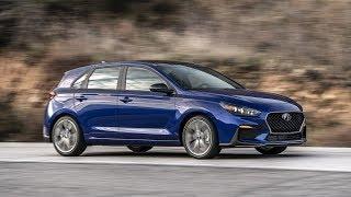 2019 Hyundai Elantra GT N Line – Driving Scenes