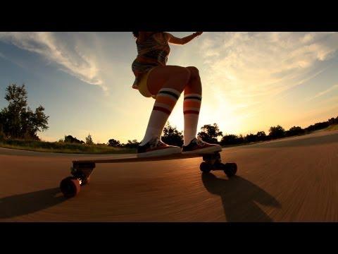 Derringer Mini Longboarding