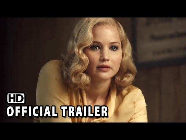 SERENA Official Trailer #1 (2015) - Bradley Cooper, Jennifer Lawrence HD