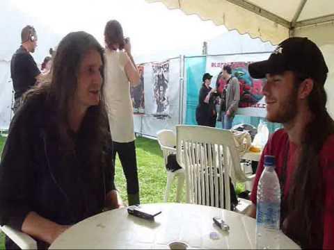 Metal Storm - Blind Guardian Interview 15/08/09 Part 1