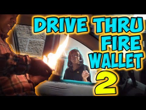 Drive Thru Fire Wallet 2