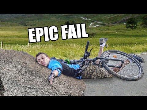 EPIC FAIL - Симулятор Велосипед�