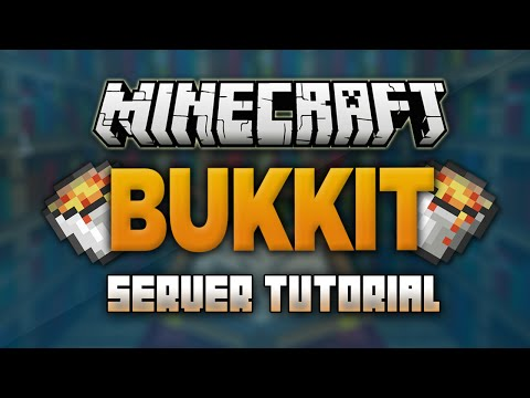 How to Make a Minecraft Server 1.8.4 (Bukkit)