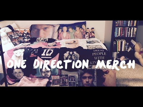 My One Direction Merch