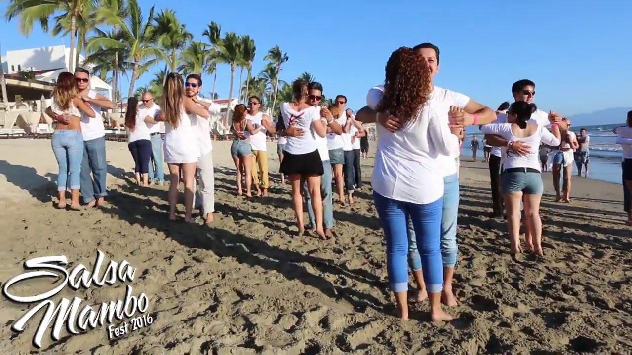 Kizomba Flashmob | Salsa Mambo Fest 2016