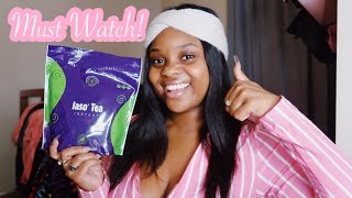 Warning DO NOT DRINK YOUR TLC IASO TEA WITHOUT WATCHING | HOW TO GET THE BEST RESULTS